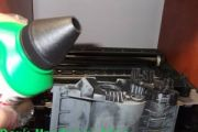 Refilling a Laser Printer Toner  for Brother HL2240D